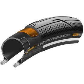 "Continental Contact Urban Clincher Tire 27.5x1.60"" Reflex E-50 SafetyPro, black/black"